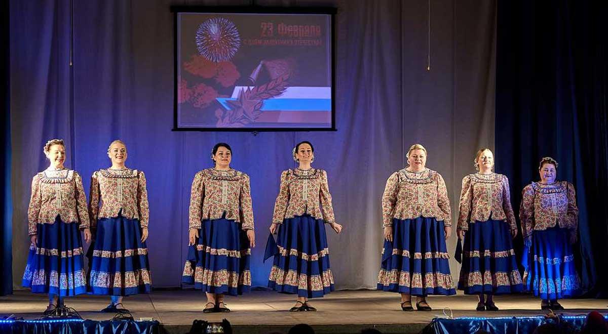 ансамбль народной песни Вольница